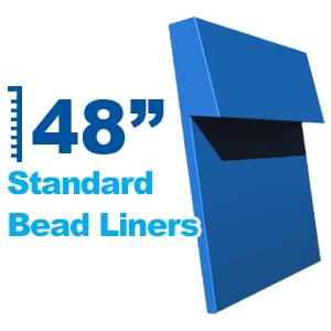 Above ground standard bead liner pool supplies canada Rectangle vs round pool
