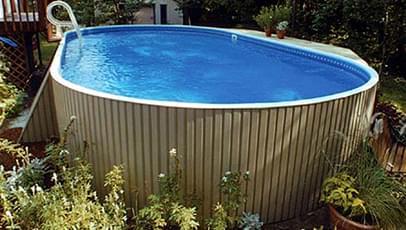 piscines semi creus es magasin piscine canada. Black Bedroom Furniture Sets. Home Design Ideas