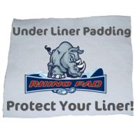 15 X 30 ft Oval Rhino Floor Pad 9 Oz