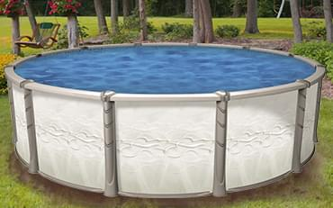 Above Ground Pool Creation