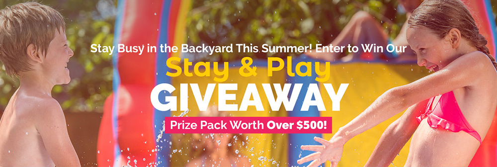 Stay in and Play With Our Latest Giveaway!