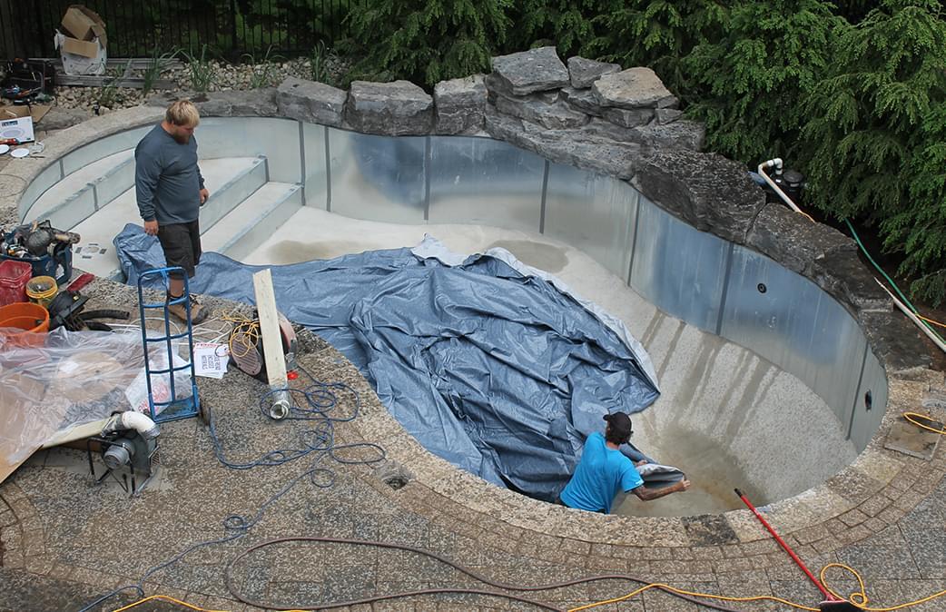 Inground pools pool supplies canada inground pool final inground pool final solutioingenieria Images