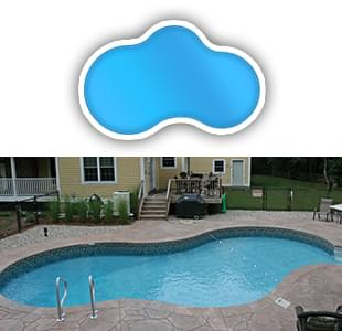 Mountain lake pool supplies canada for Forfait piscine