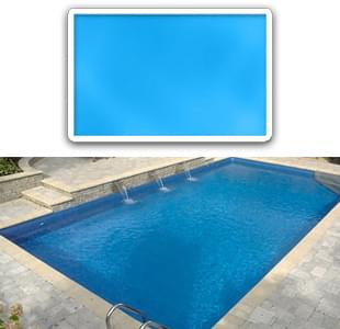 rectangle inground pool packages