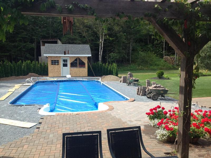 Inground pools pool supplies canada for In ground pool companies