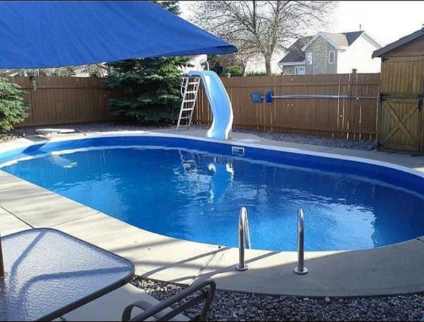 Inground Pool Supplies Bing Images