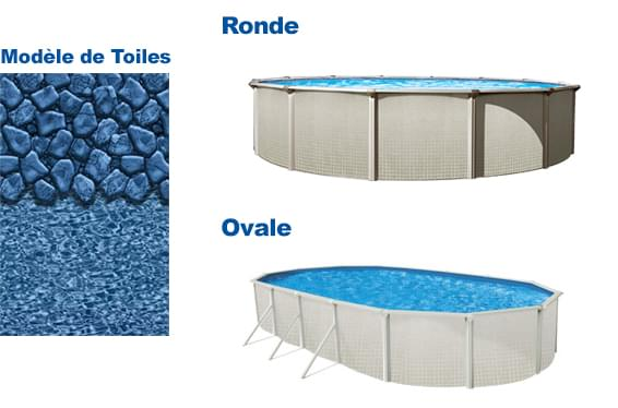Evolution Above Ground Pool