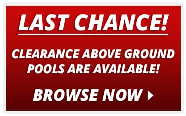 Clearance Pool Packages now Available