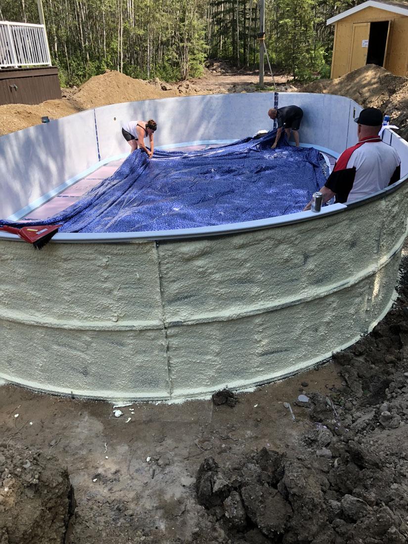 Semi Inground Pools | Pool Supplies Canada