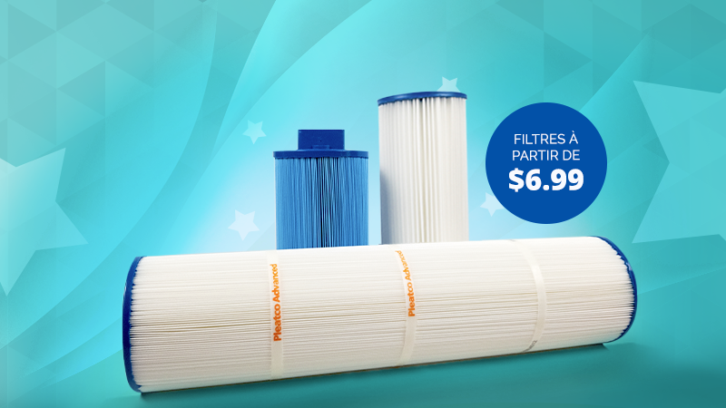 Find the Right Replacement Cartridge Filter Now from Pool Supplies Canada