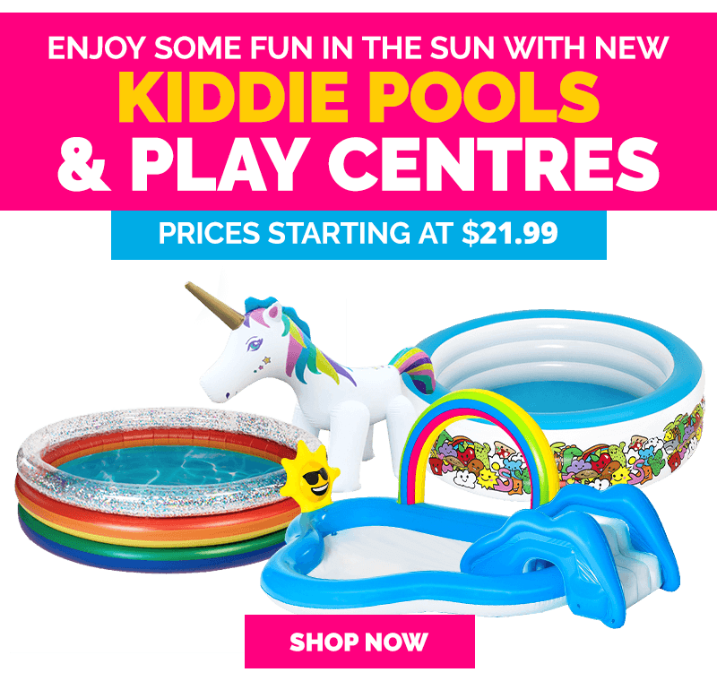 Kiddie Pools and Activity Centres, Available Direct Online at Great Prices from Pool Supplies Canada