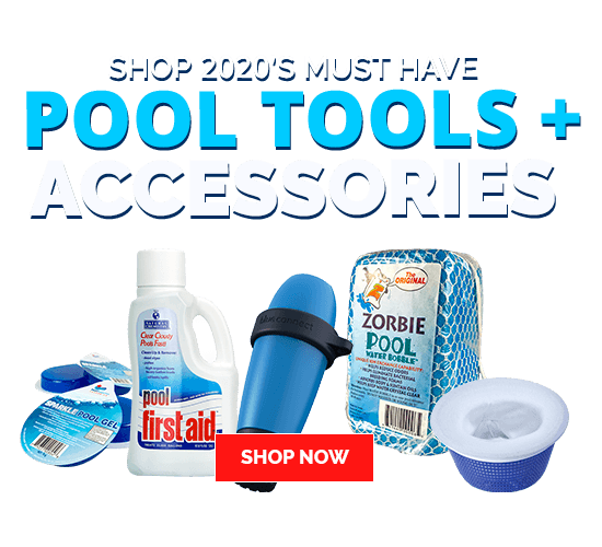 Shop 2020's Must Have Pool Tools and Accessories Available at Pool Supplies Canada