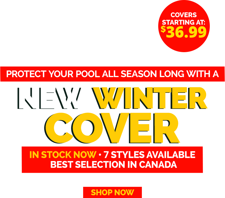 Shop All Our Winter Covers, on Sale Now!