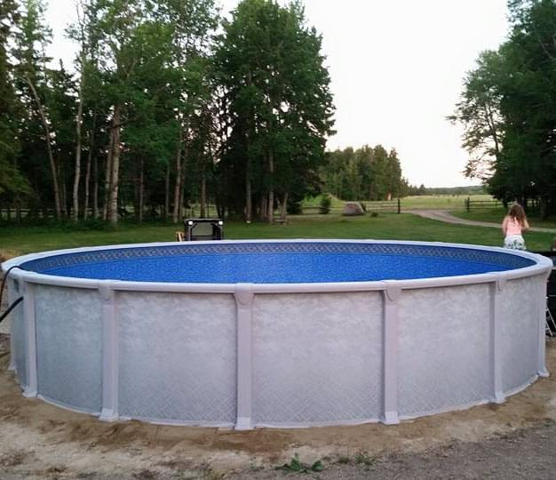 Above ground pools pool supplies canada for Above ground pool equipment