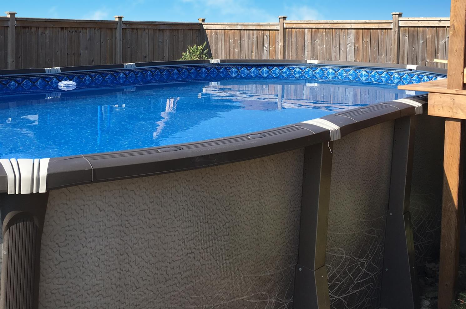Above ground pools pool supplies canada for Pool supplies