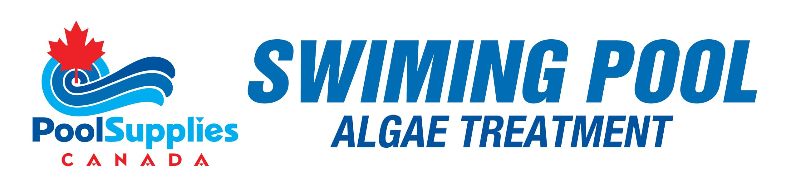 Swimming pool algae treatment pool supplies canada Swimming pool algae treatment