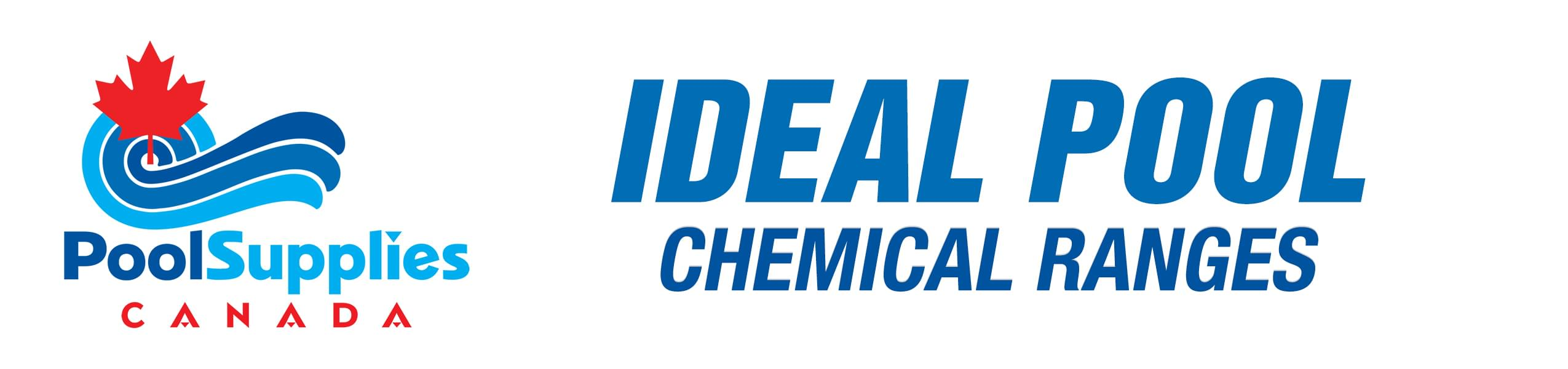 Ideal Pool Water Chemical Ranges