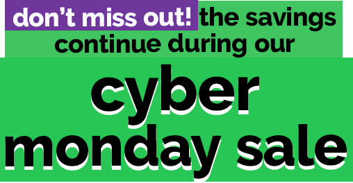 Cyber Monday Deals are On Now, For Today Only at Pool Supplies Canada!