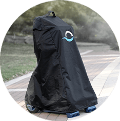 Free Dolphin Cleaner Caddy Cover with Purchase