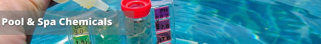 Quality pool and hot tub chemicals from Pool Supplies Canada