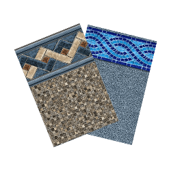 Clearance Priced Above Ground Pool Liner Patterns