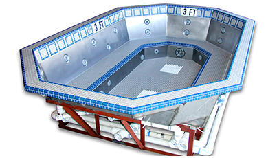 Commercial Hot Tubs and Spas