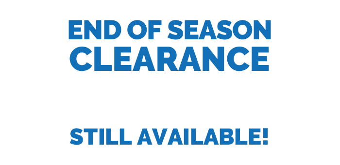 Shop End of Season Clearance Deals Now