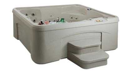 Plug N Play Portable Hot Tubs