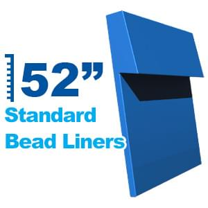 Standard Bead Liners for 52 Inch Pool Wall Heights