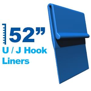 UJ Hook Liners for 52 Inch Pool Wall Heights
