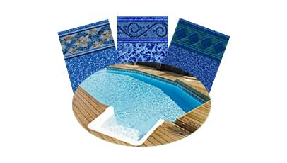 Semi Inground Pool Liner