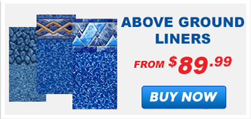 Above Ground Pool Liners on Sale Now