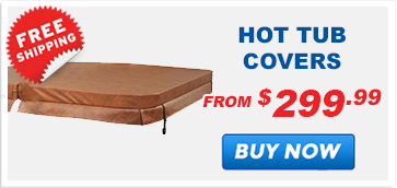 Custom Hot Tub Covers On Sale Now
