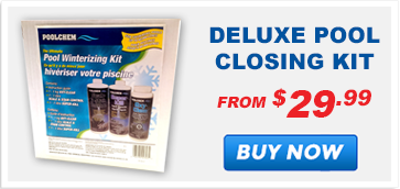Pool Closing Kits on Sale Now