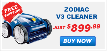 Zodiac V3 Cleaner at a Reduced Price