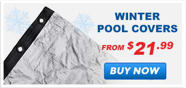 Winter Pool Covers on Sale Now