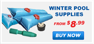 Winter Pool Supplies on Sale Now