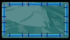 Supreme Green Winter Pool Covers