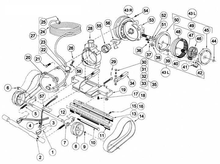 polaris pb4 60 booster pump wiring diagram