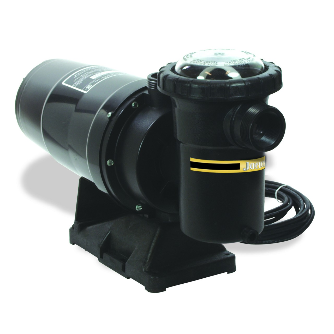 Equipment pool pumps above ground pumps 1 5 hp for Above ground pool equipment