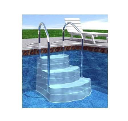 Accessories Ladders And Steps Steps Inground Steps Inground Drop In Steps Oasis