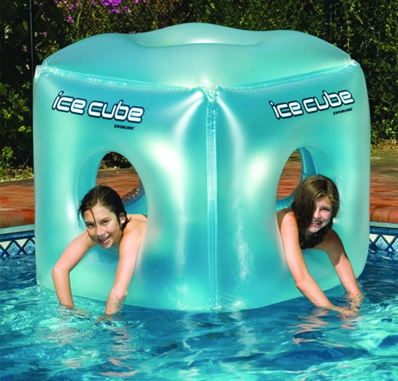 Ice Cube Cool Float Pool Supplies Canada