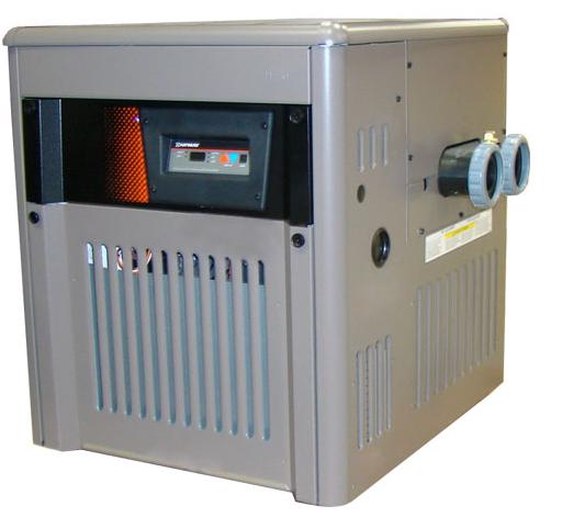 Hayward H Series 250000 Btu Electronic Natural Gas Inground Swimming Pool Heater Pool Supplies