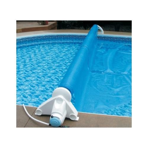 Syst me de bobine automatique solaire de feherguard pour for Systeme solaire piscine