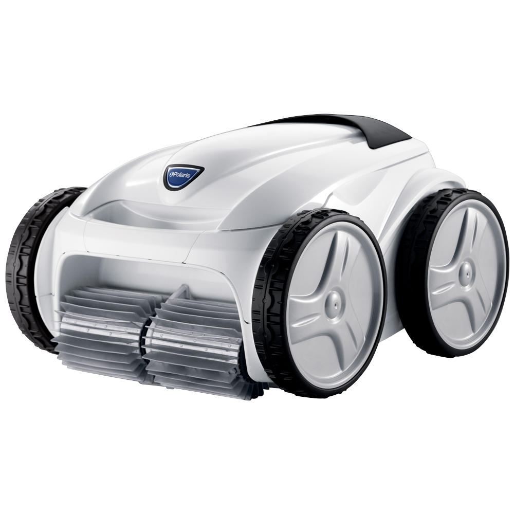 Polaris P955 4wd Robotic Pool Cleaner Amp Caddy Cart With Remote
