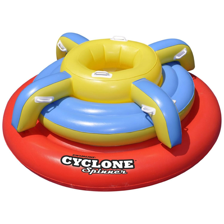 Cyclone Spinner Pool Float