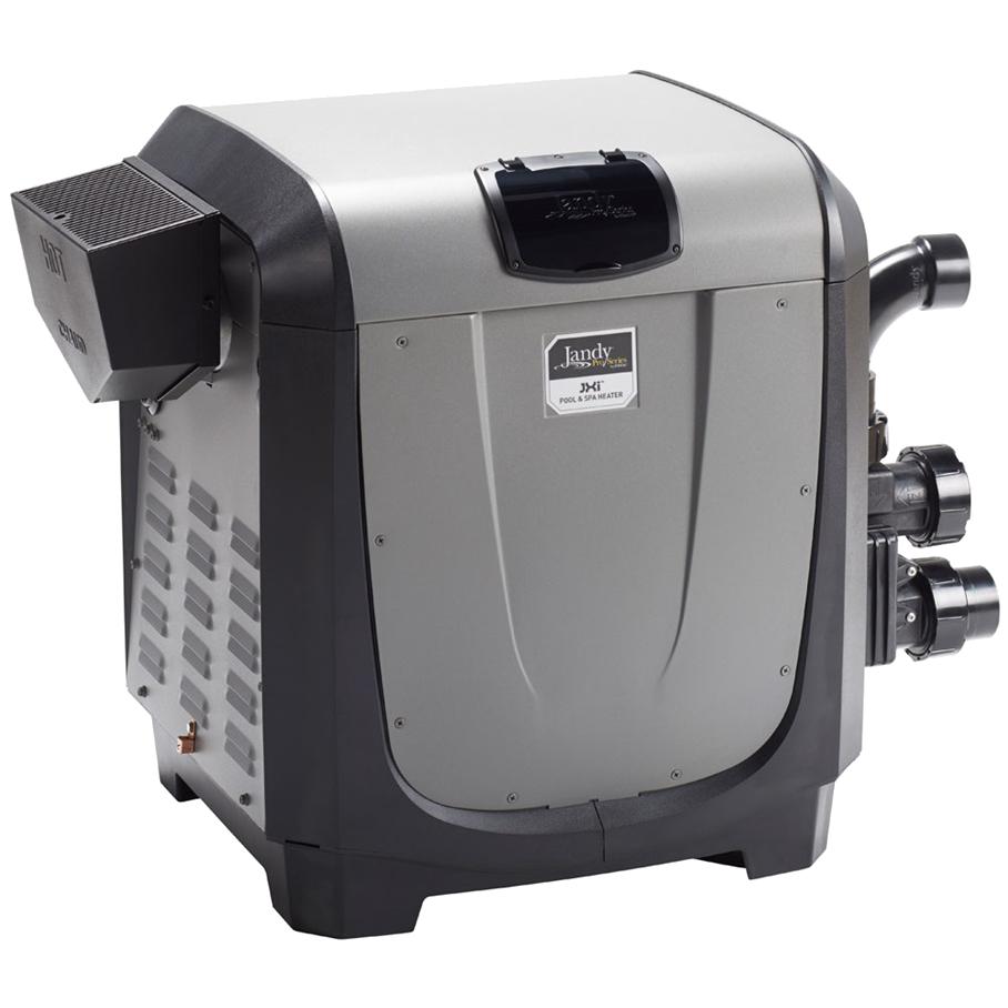 Jandy Pro Series JXi Low NOx 200,000 BTU Natural Gas Heater