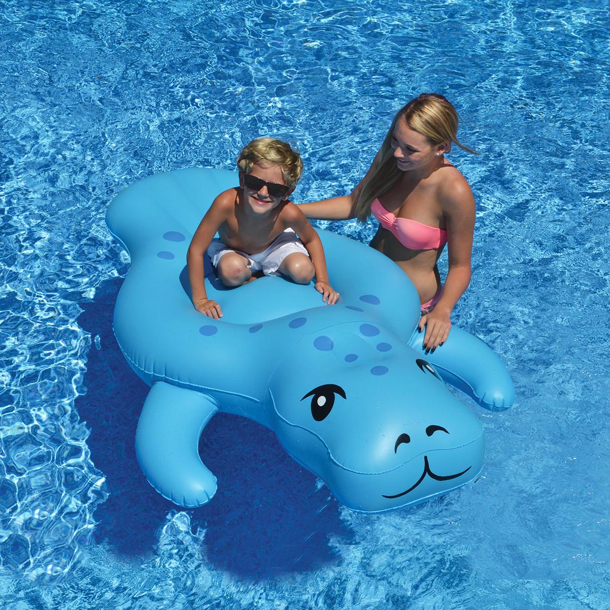 Manatee Pool Float