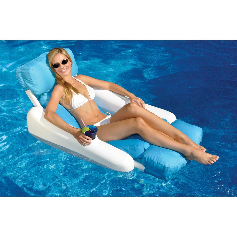 SunChaser Luxury Pool Lounger