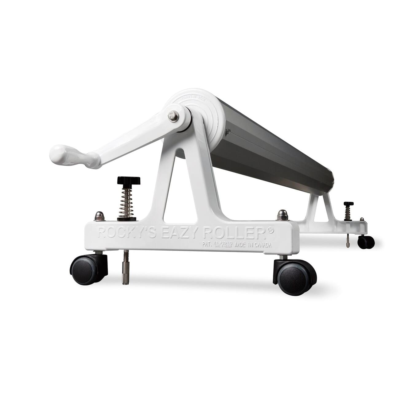 Rocky's 3A Inground Portable Eazy Solar Roller System with 20 ft Tube Included